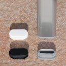 Ovale Fußstopfen für Gartenmöbel 10101...