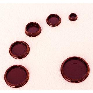 Runder Untersetzer 106019 Gleitschalen für runde Möbelfüße auf Teppichboden